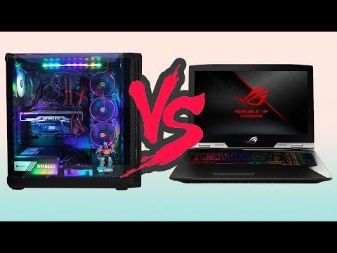 Portátil Gaming vs PC gaming ¿Cual es más potente? - Asus G703 REVIEW