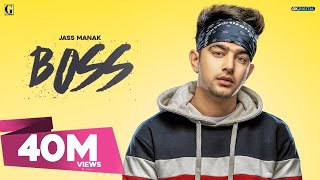 BOSS - JASS MANAK ( Full Song ) | Latest Punjabi Songs 2018 | Geet MP3