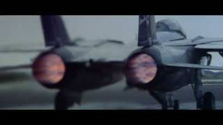 "F 14 Tomcat Scenes From ""The Final Countdown"" HD Part1"
