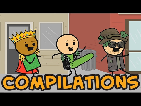 Cyanide and Happiness Compilation - #1 (видео)