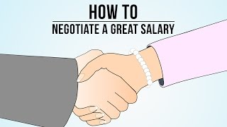 Negotiate a Salary