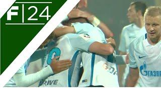Highlights | Arsenal Tula 0-5 Zenit
