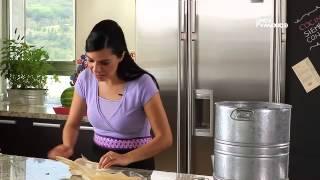Tu cocina - Tamal de mole al horno