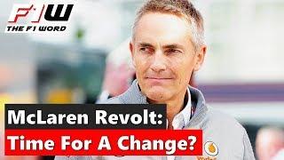 McLaren Revolt: Time For Change?