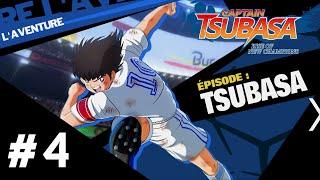 Captain Tsubasa: Rise of New Champions - Episode: Tsubasa #4 | Collége Hanawa