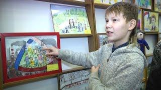 """Конкурс детских рисунков о """"Северстали"""""""
