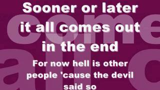 Sooner or later lyrics