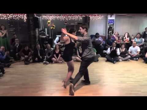 Blues Dancing - The Next Trend?
