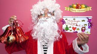 Ông Già Noel Bố Đọc Thư Của Bé Bún