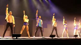 DWTS Hot Summer Nights Tour Denver - Uptown Funk Group Dance