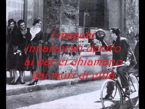 , title : 'Gianna Nannini - I maschi (testo)'