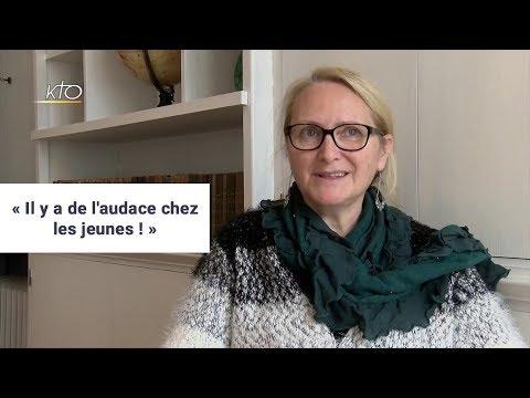 Catherine Marsili : « Il y a de l'audace chez les jeunes ! »