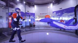The iFLY Experience - from First Flight to Pro