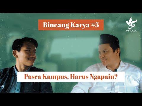 BEM KM IPB 2019 | Bincang Karya Ep. 5 - Pasca Kampus, Harus Ngapain?