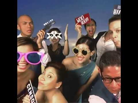 Skitbooks at Drew Arellano & Iya Villania's Wedding