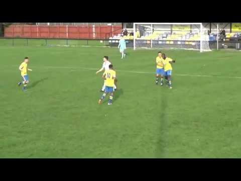1920 Carlton Town 3-2 Bedford Town - Second Goal 12/10/2019