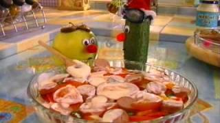 Обложка на видео о Вкусные истории - Пицца из будущего