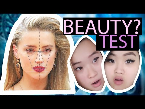 Beauty Face Test?   How Beautiful Is Your Face?