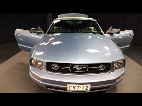 Ford MUSTANG 4.0 Avoauto ***HIENO***, Avoauto, Automaatti, Bensiini, CVT-12