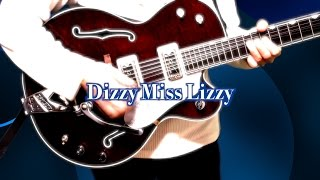 Dizzy Miss Lizzy - The Beatles karaoke cover