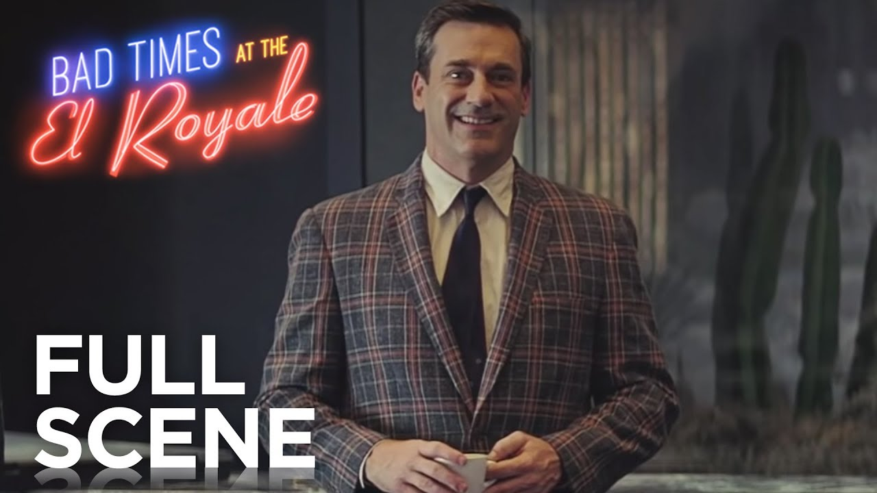 Bad Times at the El Royale - Full Scene