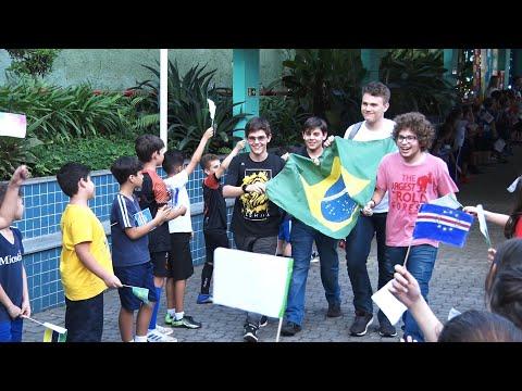 Olimpíada internacional de matemática tem início em Nova Friburgo