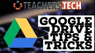 7 Google Drive Tips & Tricks Youre Probably Not Using