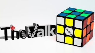 Rubik 3x3 Valk 3 Qiyi Stickerless - The Valk 3x3x3