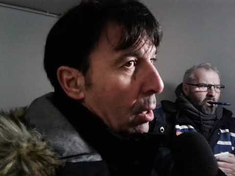 interview du coach OSQ /O.MARQUOIS