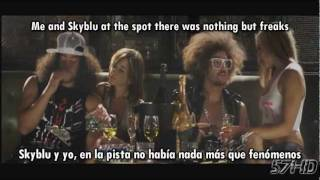 Dirt Nasty Ft. LMFAO - I Can't Dance HD Official Video Subtitulado Español English Lyrics