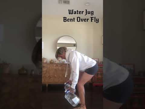 Jug Bent Over Fly