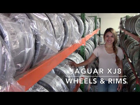 Factory Original Jaguar XJ8 Wheels & Jaguar XJ8 Rims – OriginalWheels.com