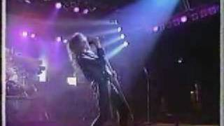 Europe - Danger on the track live 1986