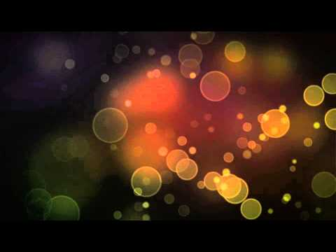 FREE Looping Bokeh Background After Effects Project File