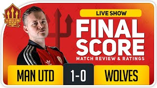 GOLDBRIDGE! Manchester United 1-0 Wolves Match Reaction