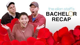 The Ellen Staff's 'Bachelor' Recap: Denver, Drama and Name-Drops