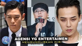 Bos YG Entertaimen Resign? Inilah 8 Artis YG Entertainment yang Pernah Terlibat Skandal
