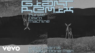 Calvin Harris, Rag'n'Bone Man   Giant (Purple Disco Machine Remix) [Audio]