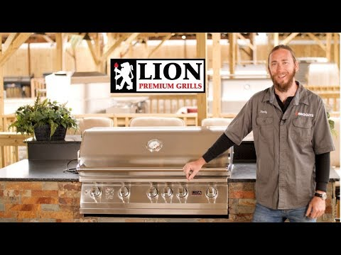 Lion Gas Grills Review | 40 inch L90000 | BBQGuys
