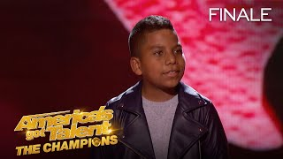 3rd Place Goes To Tyler Butler-Figueroa - America's Got Talent: The Champions thumbnail