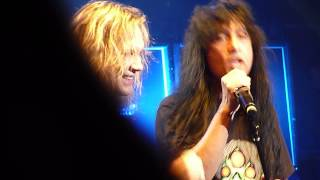 Steel Panther with Joey Belladonna - Dont Stop Believing - Newacastle O2 Academy 7/11/12