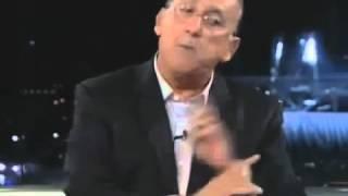 Galvão Bueno E Renato Maurício Prado Discutem AO VIVO No SporTV