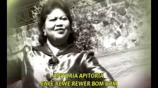 Apitoria, Kong Top Bole Jo (Lagu Manado)