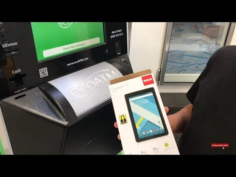 Android Tablets At Walmart In Store