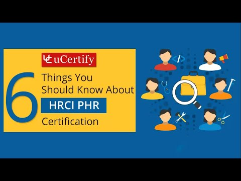 Professional in Human Resources (PHR) - YouTube