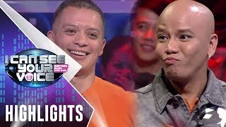 Wacky Kiray impersonates coach Bamboo | I Can See Your Voice PH
