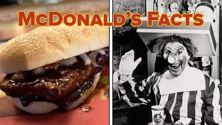Facts About McDonald's You Never Knew