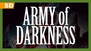 Trailer of Army of Darkness (1992)
