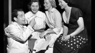 Perry Como and the Fontane Sisters - Bibbidi-Bobbidi-Boo   ( The Magic Song )