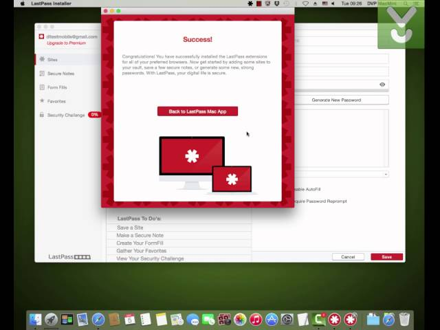 LastPass - Save and protect passwords on your Mac - Download Video Previews